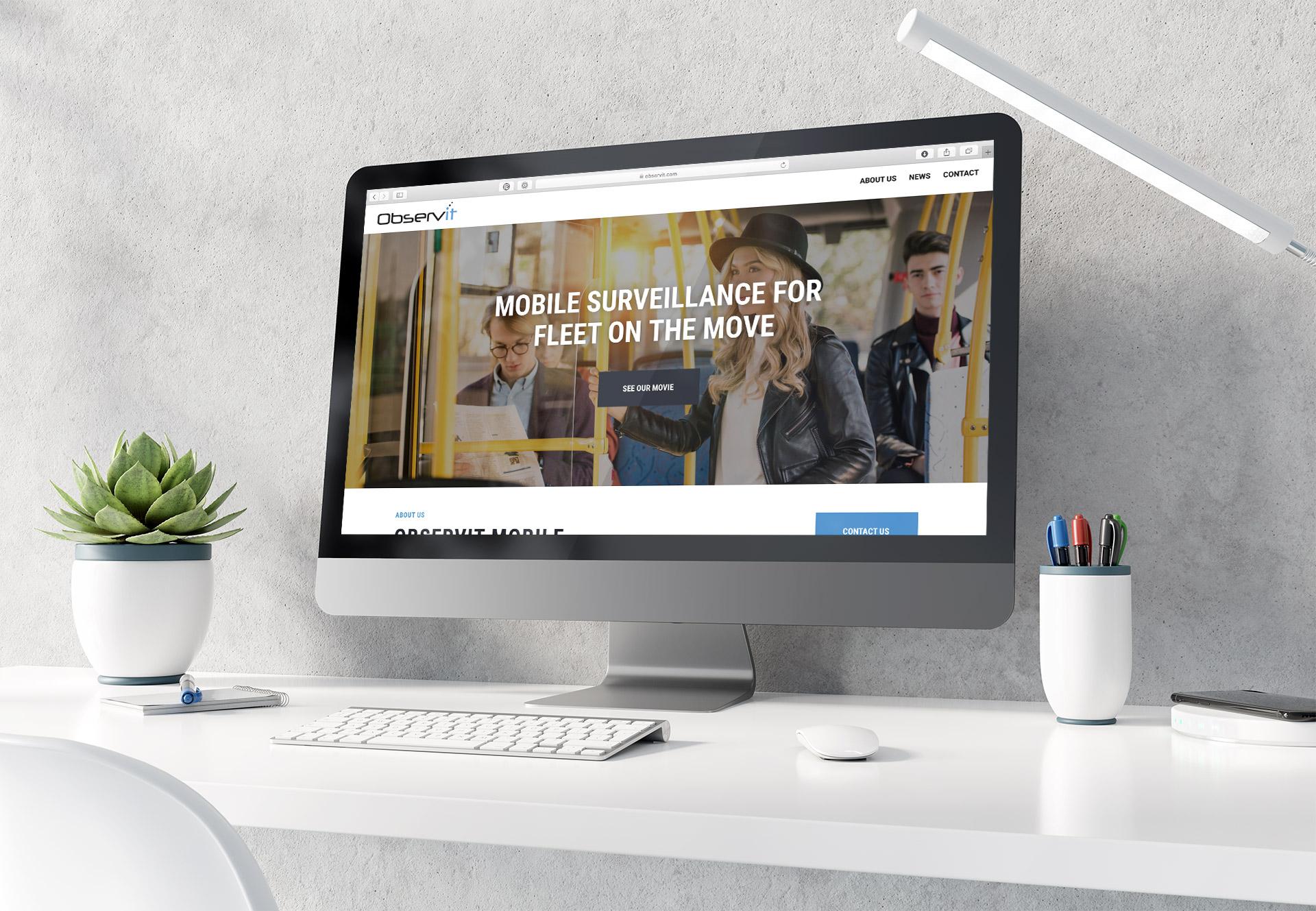 observit webbdesign webbutveckling
