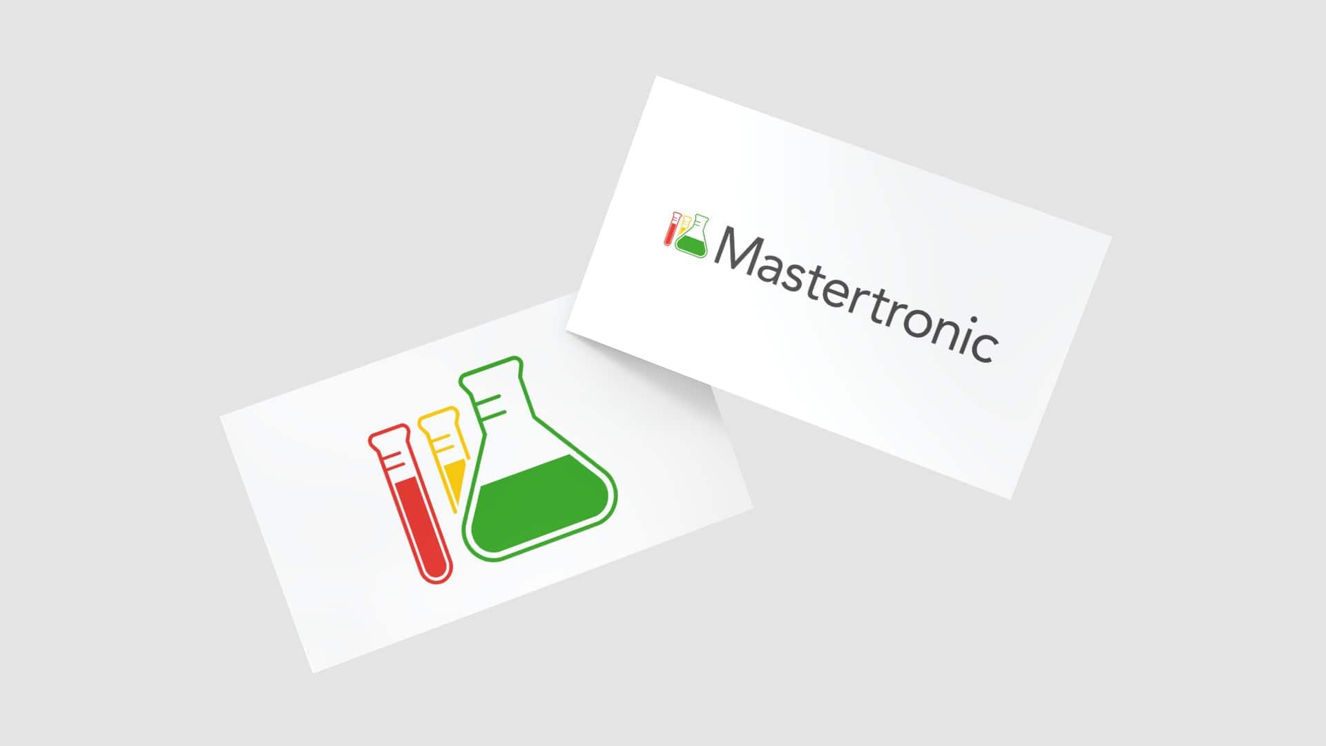 mastertronic logga