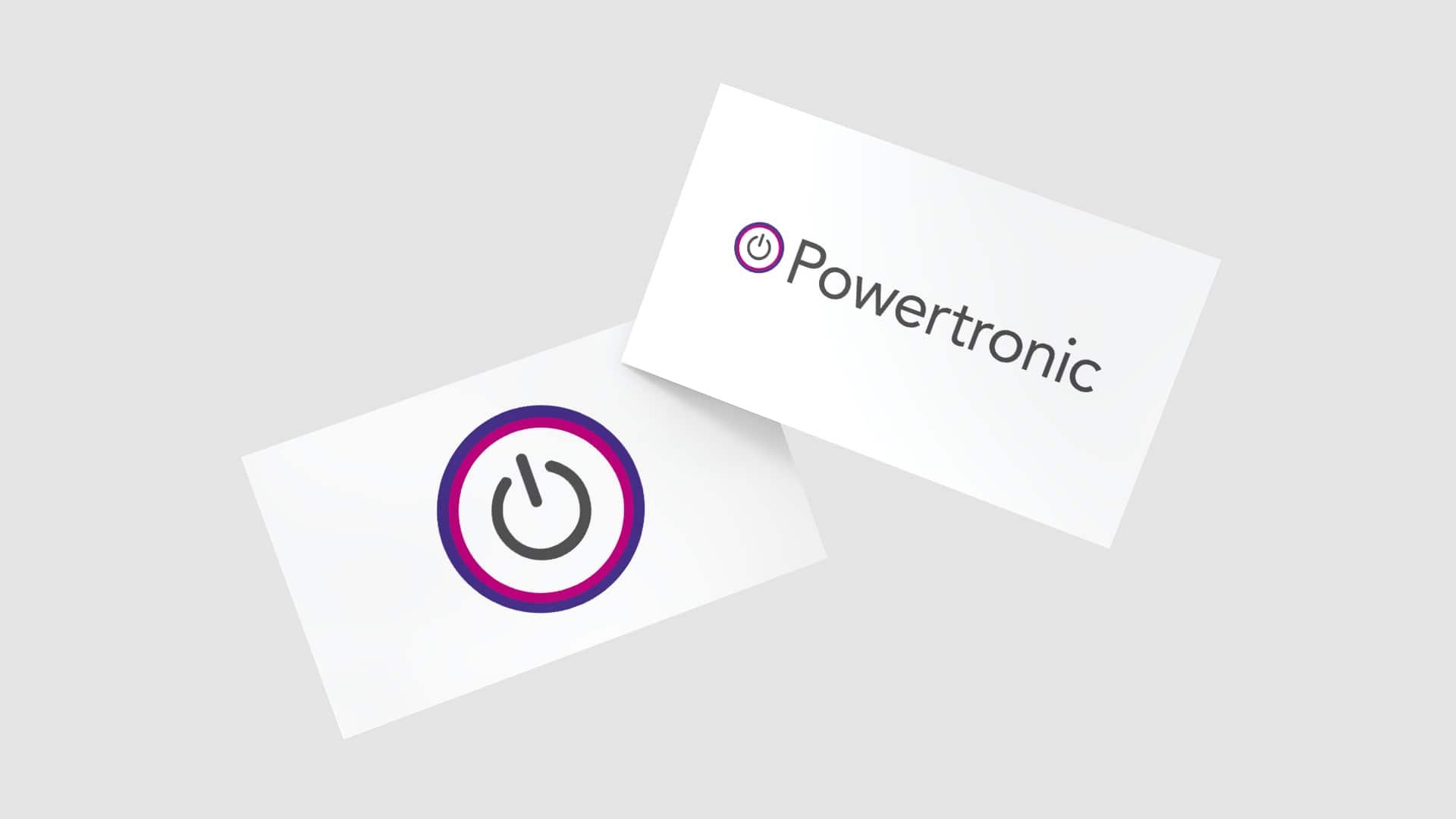 powertronic logga