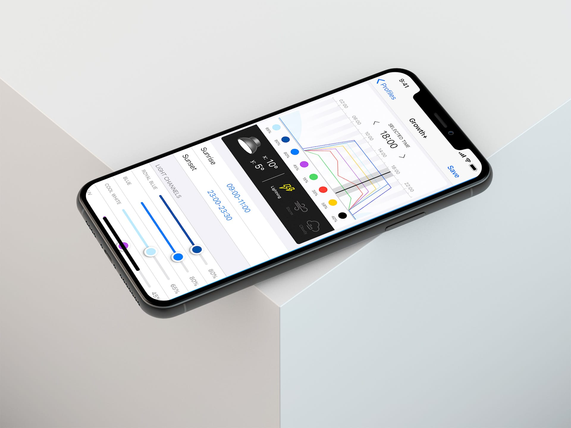 solartronic app
